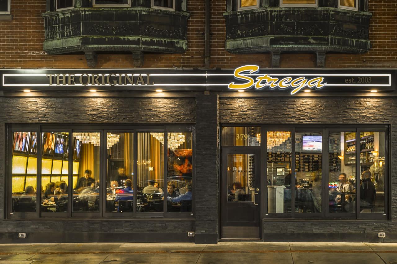 Strega Restaurant & Lounge