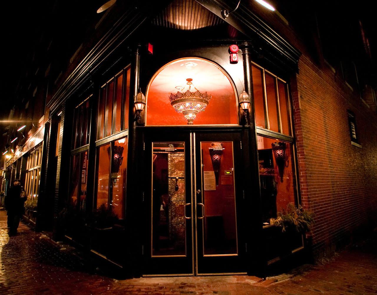 Tangierino Restaurant & Lounge