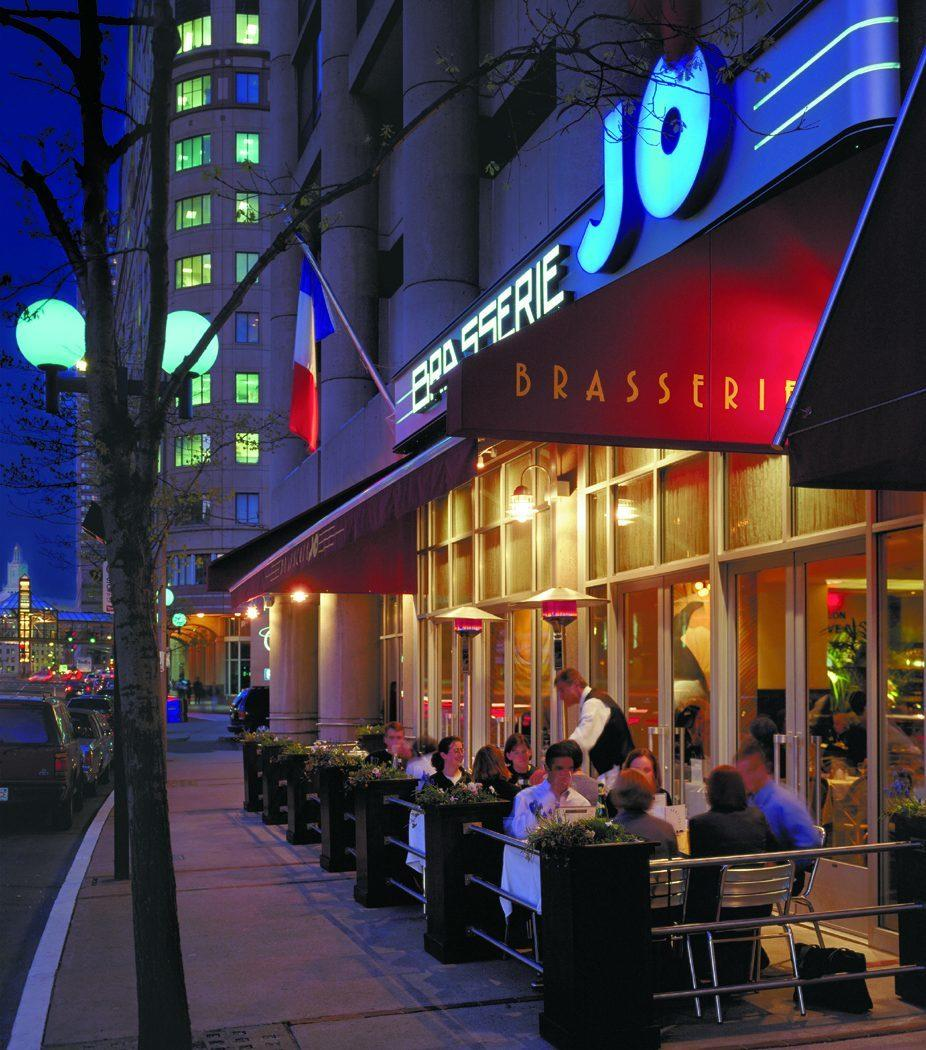 Brasserie Jo - The Colonnade Hotel