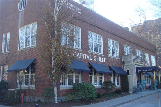 The Capital Grille - Chestnut Hill