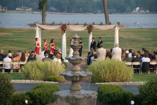Bucks County Pennsylvania Outdoor Wedding Venues