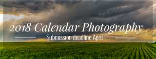 2018 Calendar Photo Submission