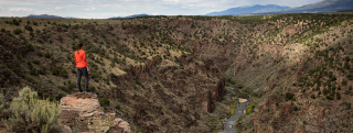 Taos Gorge Long View