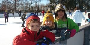 Brookline Ice Skating rink
