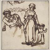 Rembrandt at Ackland Art Museum