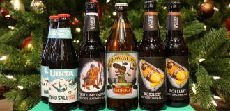 Seasonal Beer from Park City Brewers