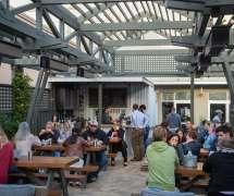 Alvarado Brewing Company Beer Garden