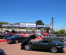 Monterey Car Week Auction