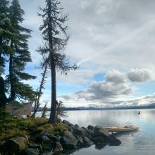 Waldo Lake Camping