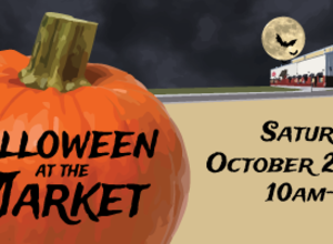 Halloween at the Lansing City Market