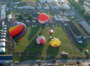 Greater Lansing Balloon Festival