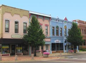 Mason Antiques District