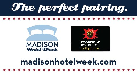 Perfect Pairing: Hotel Week/Food Fight promo