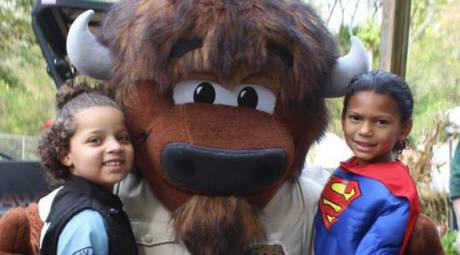 KID FRIENDLY HALLOWEEN - BOO AT THE ZOO