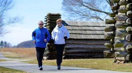 Recreation - Hiking and Running