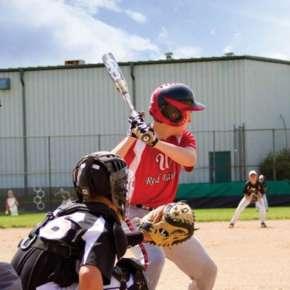 Ash Centre Baseball