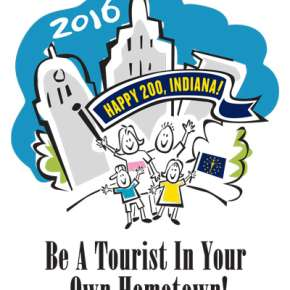 Be A Tourist Logo 2016
