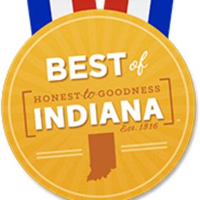 Best of Indiana Badge