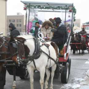 Winterval Carriage Ride