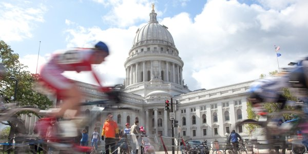 Copy of Biking Around the Capitol