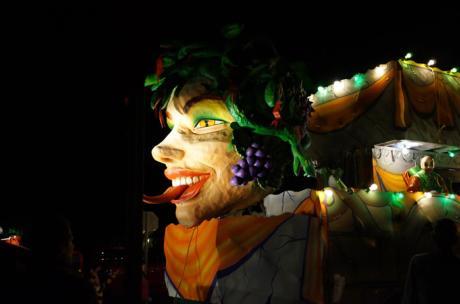 Mardi Gras - Night time parades