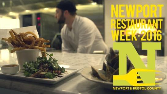 Newport Restaurant Week - Spring 2016