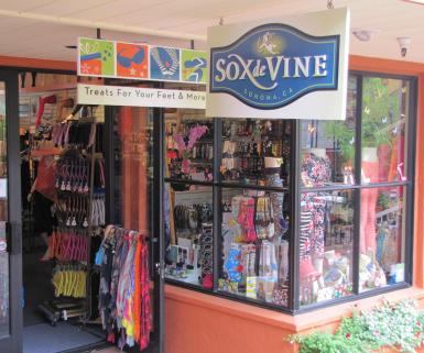 Sox de vine shop