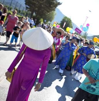 Førde Traditional and World Music Festival