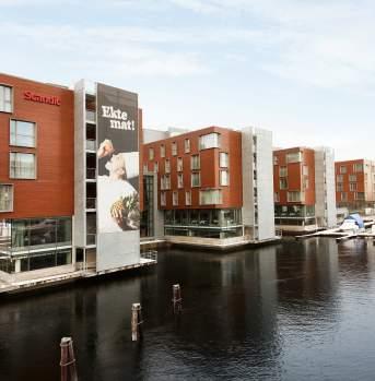 Scandic Nidelven Hotel in Trondheim