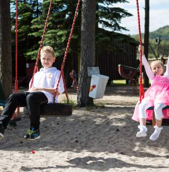 Kvavik Camping Lyngdal southern Norway