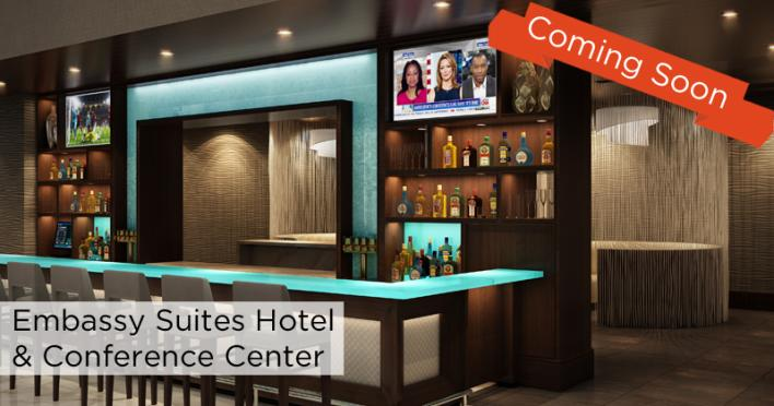 Embassy Suites Bar Coming Soon