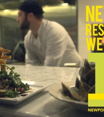 Newport Restaurant Week - Spring 2016
