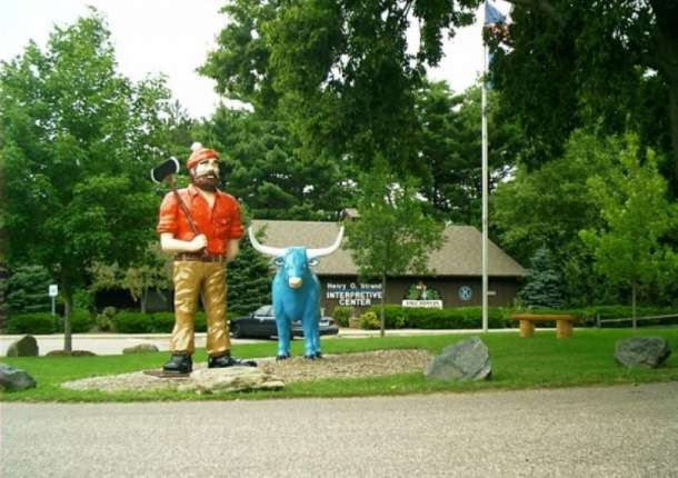 Paul Bunyan Camp