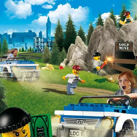 LEGO Header