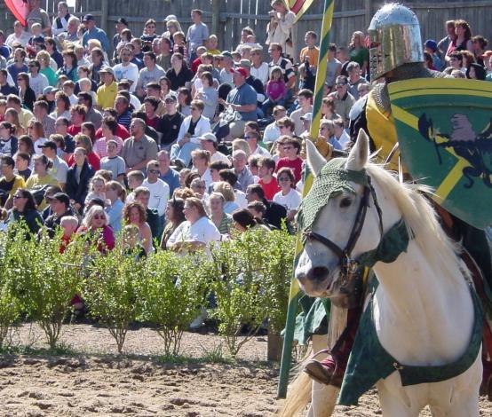kc renaissance festival jousting