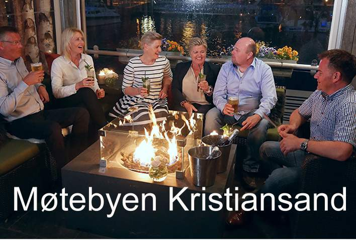 Møtebyen Kristiansand