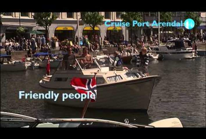 Cruise Port Arendal - presentation 2015 (english)