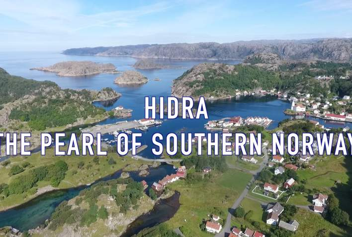 Hidra - The Pearl of Southern Norway (with drone footage!)
