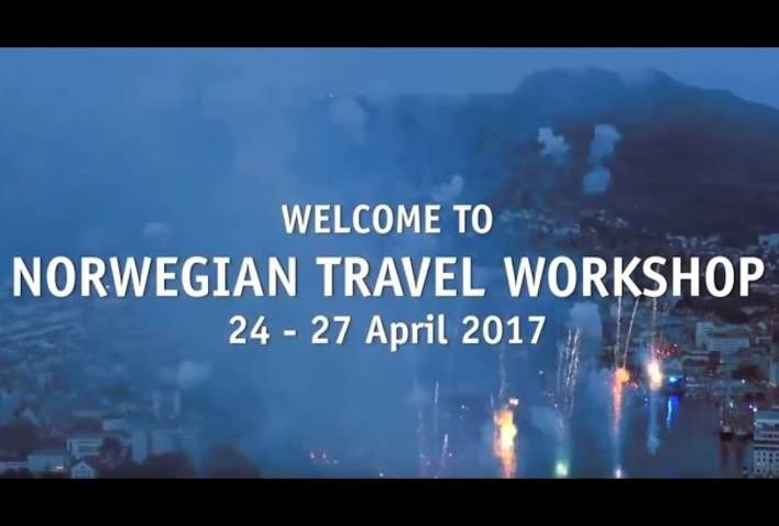 Norwegian Travel Workshop Bergen 24 - 27 April 2017