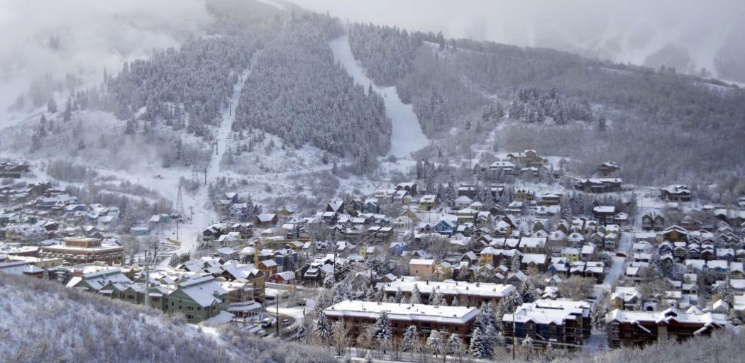 RR - Mining town to ski town