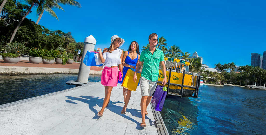 Shopping in Fort Lauderdale – Fort Lauderdale Tourist Attractions Map