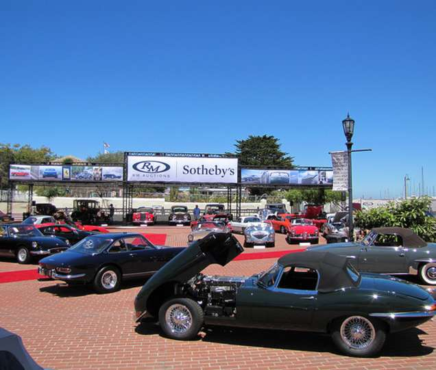 Things to Do During Monterey Car Week: August 19-21, 2016