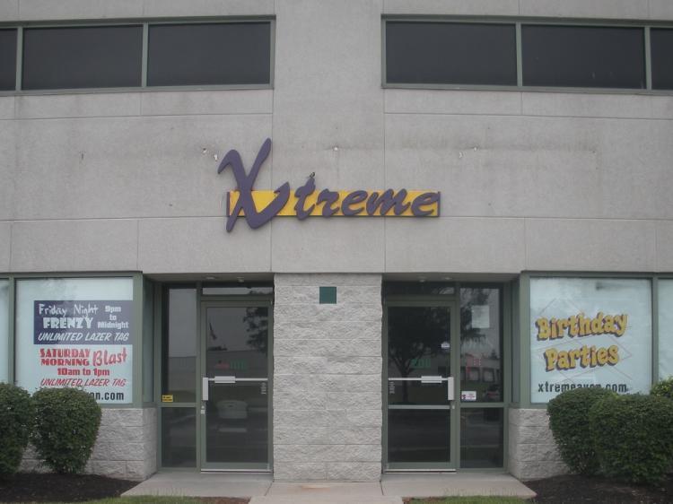Hidden Gem Xtreme Lazer Tag In Avon