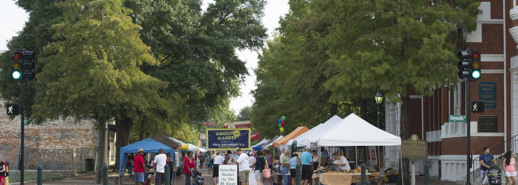Full Augusta Market