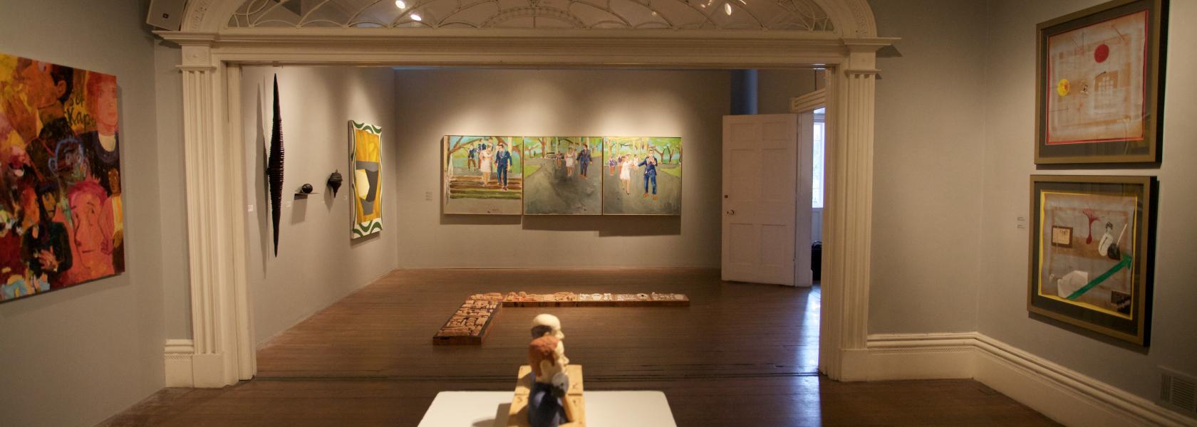 Gertrude Herbert Institute of Art Gallery