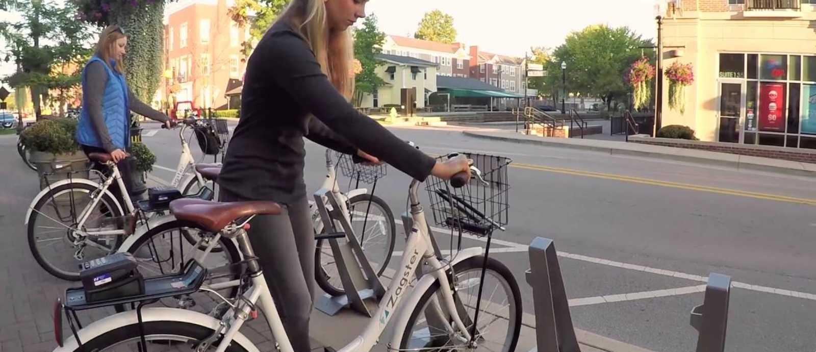 Bike Share in Carmel, IN & Westfield, IN