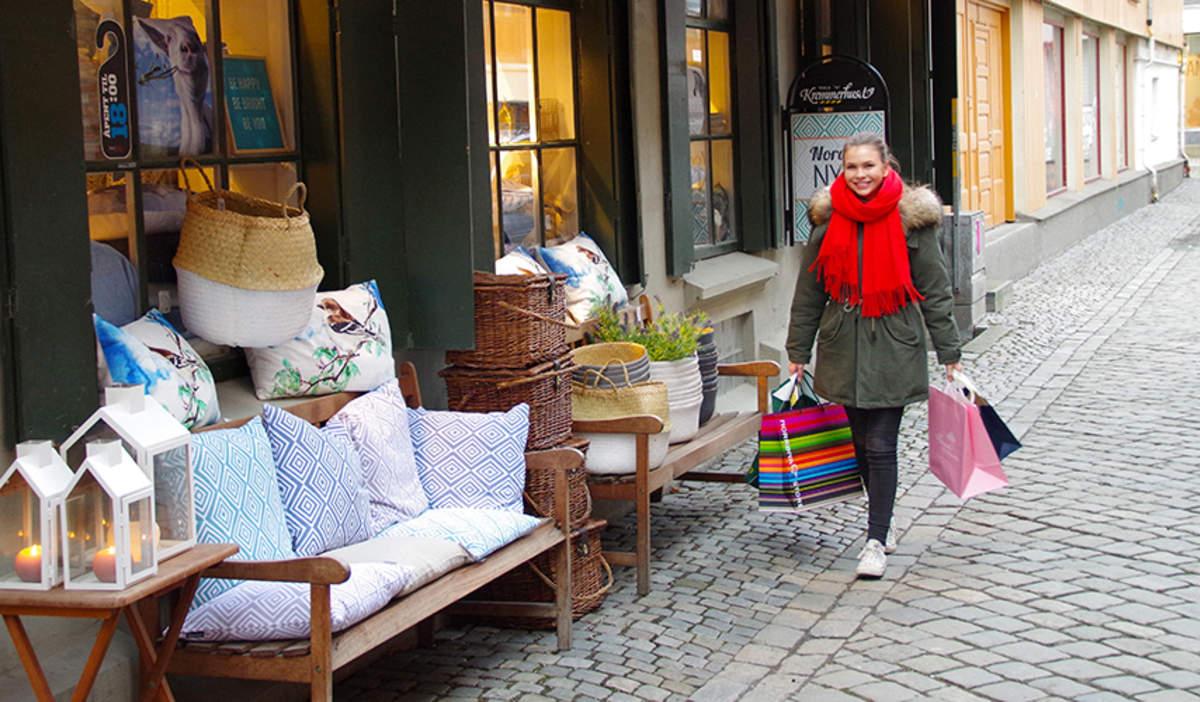 Shopping Midtbyen