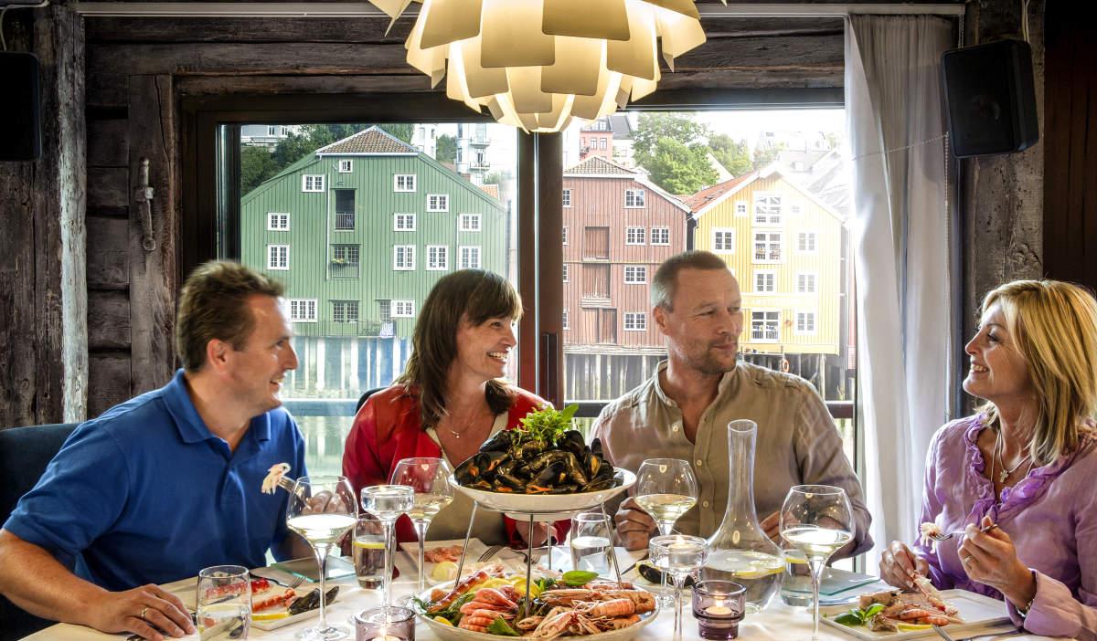 Restaurant Trondheim