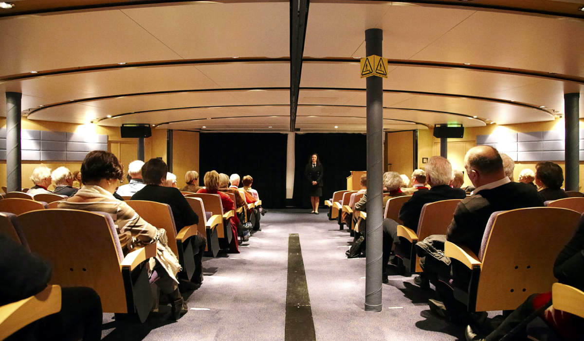 Conference at Hurtigruten