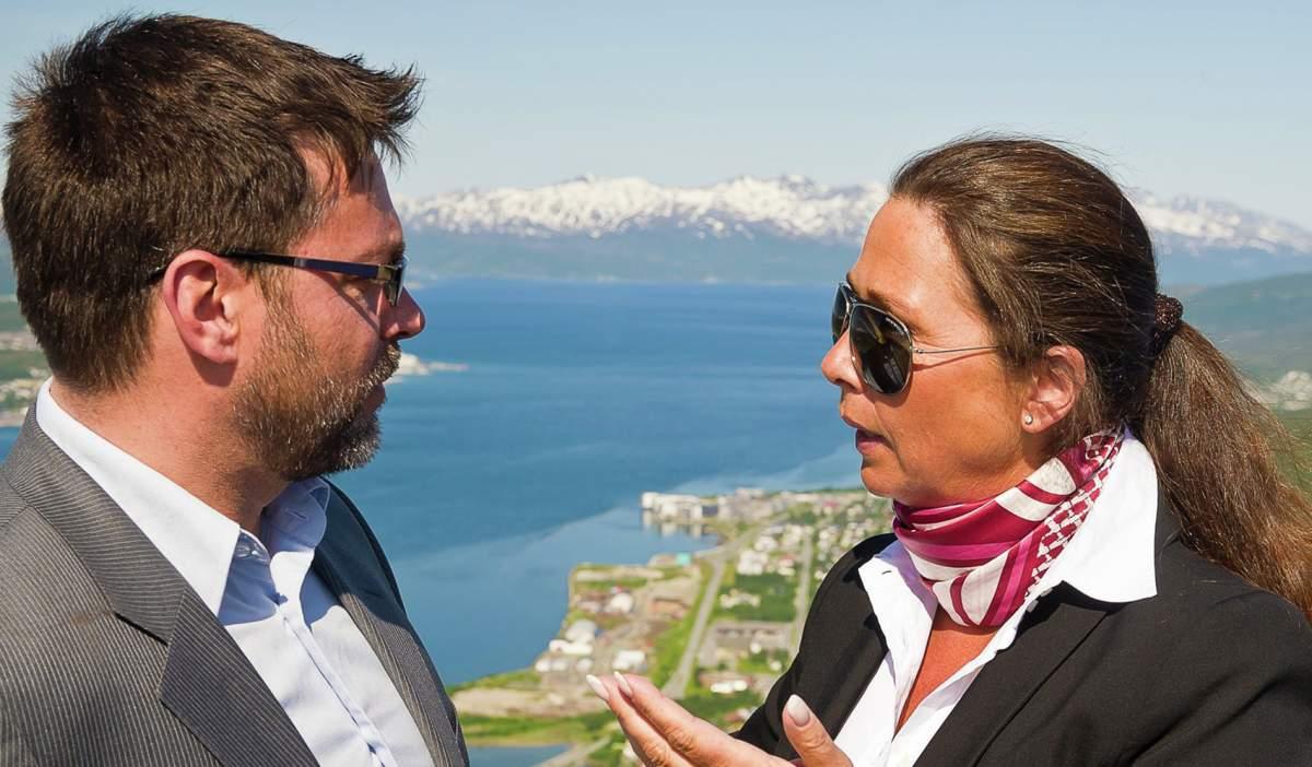 Meeting in Tromso